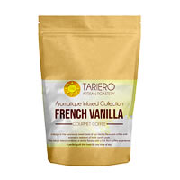 Tariero French Vanilla Flavoured Gourmet Coffee, Fine Grind 100 gm