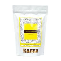 Kaffa Cerrado Colombia Supremo Coffee, Whole Beans 250 gm