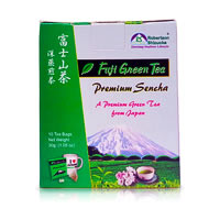 Robertson Shizuoka Japanese Premium Sencha Fuji Geen Tea, Natural (10 ...