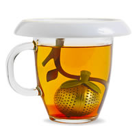 Chefn TeaTree Infuser and Saucer