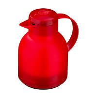 Emsa Samba Vacuum Jug (Translucent Red)