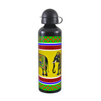 Kolorobia Royal Elephant Black Travel Sipper