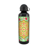 Kolorobia Mughal Light Black Travel Sipper