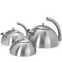 Arttdinox D-Shaped Tea Set