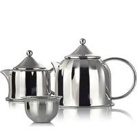 Arttdinox Dome Tea Set