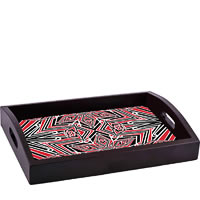 ThinNFat Kaleidoscope Fusion Printed Tray