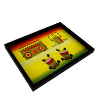 Twirly Tales Music Series Rectangular Tray