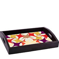 ThinNFat Stars Printed Tray