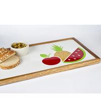 Amalgam Hand-carved Fruity Feature Stone Platter