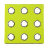 Rosti Mepal Domino Designer Trivet (Eos Lime)