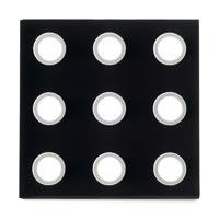 Rosti Mepal Domino Designer Trivet (Black)