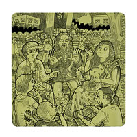 Posterboy Charbak Intellectuals Coasters - set of 4