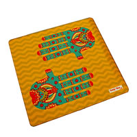 Twirly Tales Ethnic Hands Series Trivets - set of 2