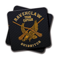 Amey Ravenclaw Quidditch Team Coasters - set of 2