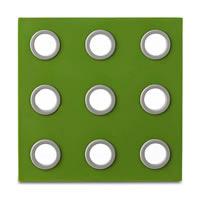 Rosti Mepal Domino Designer Trivet (Java Green)