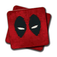 Amey Dead Pool force Coasters - set of 2