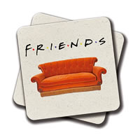 Amey Friends Relax Coasters - set of 2