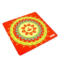 Twirly Tales Festive Diya Series Trivets - set of 2