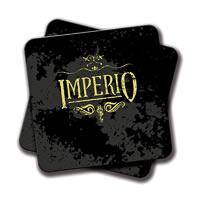 Amey HP Spell Coasters - set of 2