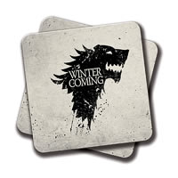 Amey GOT Coasters - set of 2