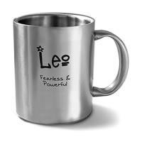 Hot Muggs Leo Personality Sunsign Mug