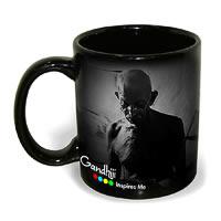 Hot Muggs Mahatma Gandhi - More to Life, Mug