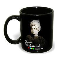 Hot Muggs Swami Vivekanand - Nothing impossible, Mug