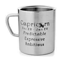 Mosaic Capricorn Zodiac Sign Mug