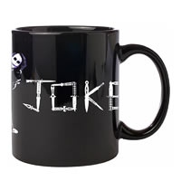 Warner Brothers Joker Knife Mug
