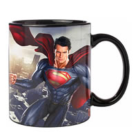 Warner Brothers Man of Steel - Henry Cavill Mug