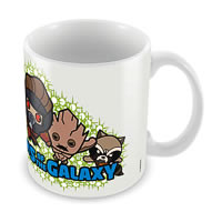 Marvel Guardians of the Galaxy - All Ceramic Mug