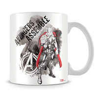 Marvel Thor - Assemble Ceramic Mug