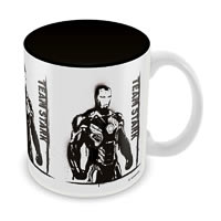 Marvel Civil War - Team Stark Ceramic Mug