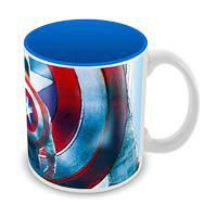 Marvel Avenger Classic Captain America Ceramic Mug