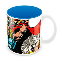 Marvel Comics Thor Angry Ceramic Mug