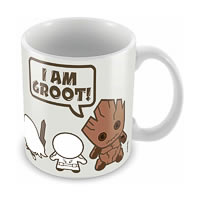 Marvel I Am Groot - Kawaii Art Ceramic Mug
