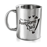 Hot Muggs The Most Awesome Dad Mug