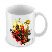 Marvel Deadpool - Outta The Way Ceramic Mug