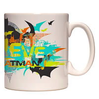Warner Brothers Believe in the Batman Mug