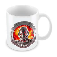 Marvel The Villian - Ultron Ceramic Mug