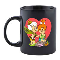 Warner Brothers The Flintstones - Bamm Bamm & Pebbles Mug