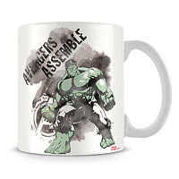 Marvel Avengers Assemble - Hulk in Action Ceramic Mug