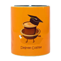 MadCap Degree Designer Ceramic Coffee Mug