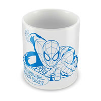 Marvel Spider-Man Make Way Ceramic Mug