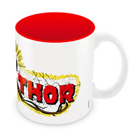 Marvel Comics Thor Hammer Ceramic Mug