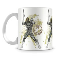 Marvel Assemble - Hawkeye Ceramic Mug