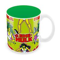 Marvel Comics She Hulk Ceramic Mug