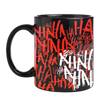 Warner Brothers Joker Laughter Mug