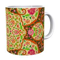 Kolorobia Fantabulous Mughal Dark Classic White Mug
