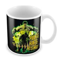 Marvel Hulk - Pulse Rate Rising Ceramic Mug